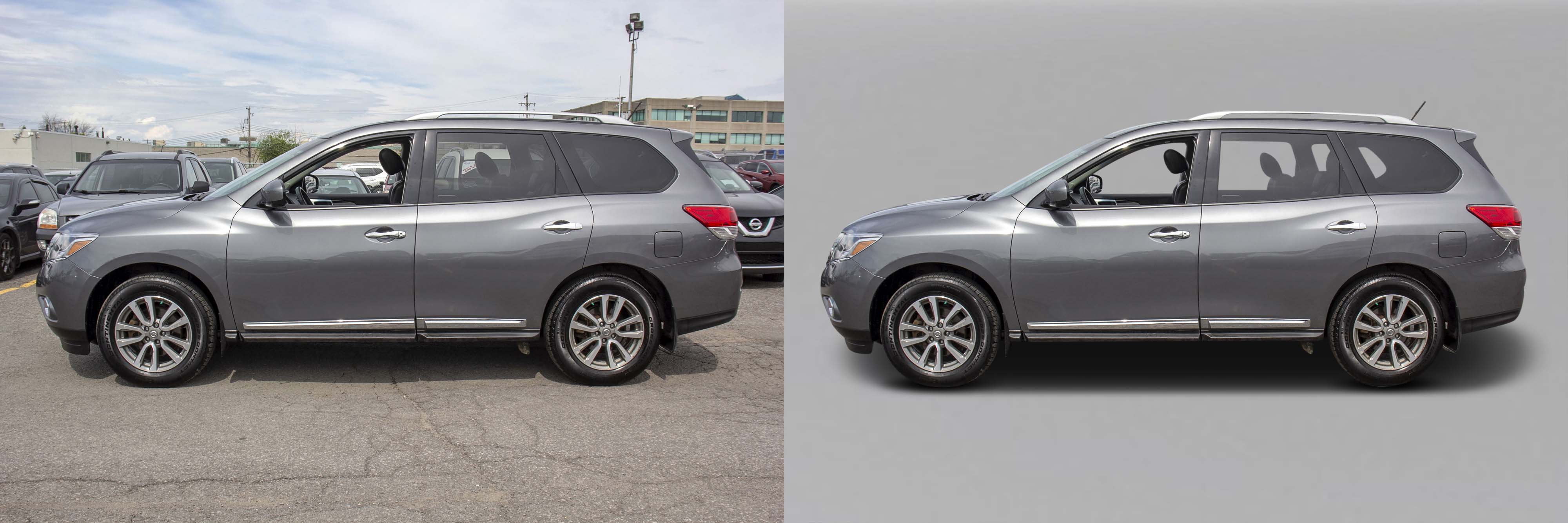car images editing services