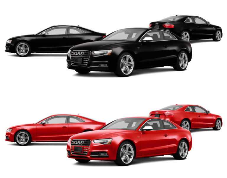 Car images color correction service