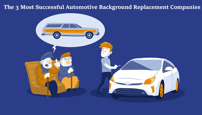 The 3 Most Successful Automotive Background Replacement Companies Feature image