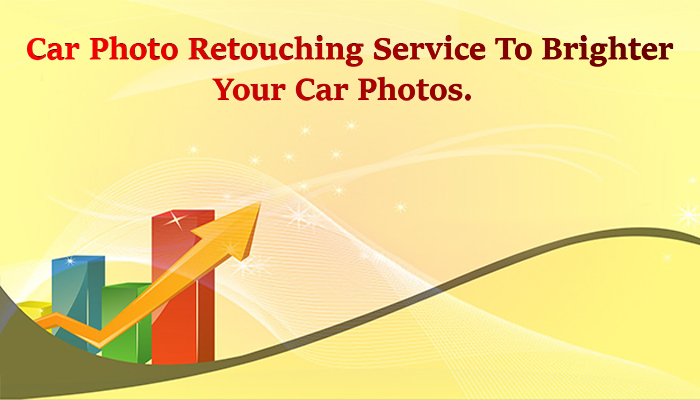 Car Photo Retouching Service To Brighter Your Car Photos.