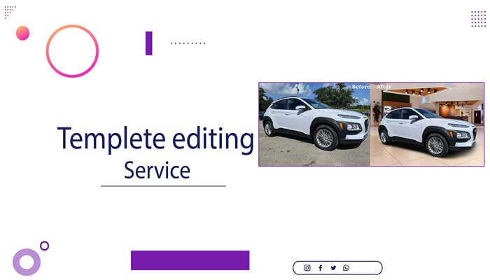 How Automotive Background Replacement help in Dealership sells-Car images editing