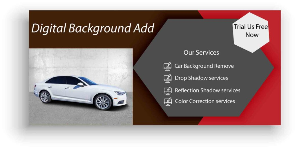 How To Change Automotive Dealership Photo Background Increase sales