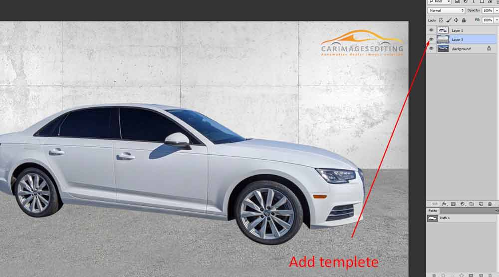 Adding-Car-Template-And-Floor