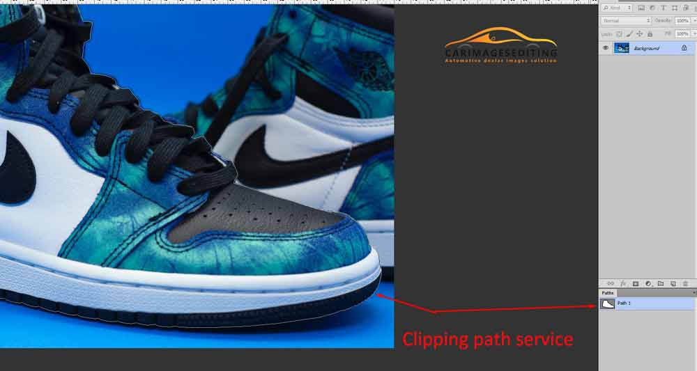 Clipping-Path-Service