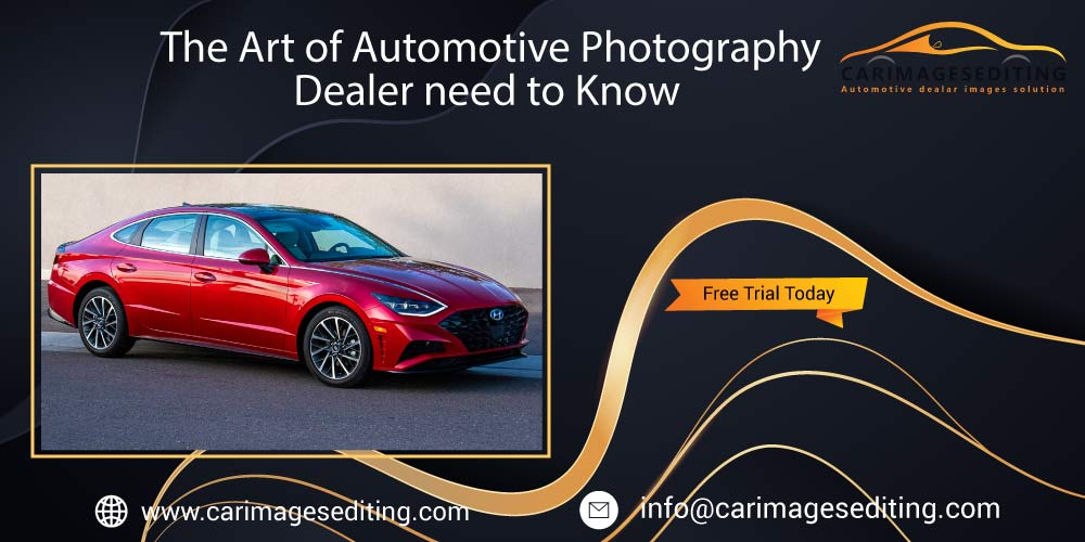 The Art of Automotive Photography feature images