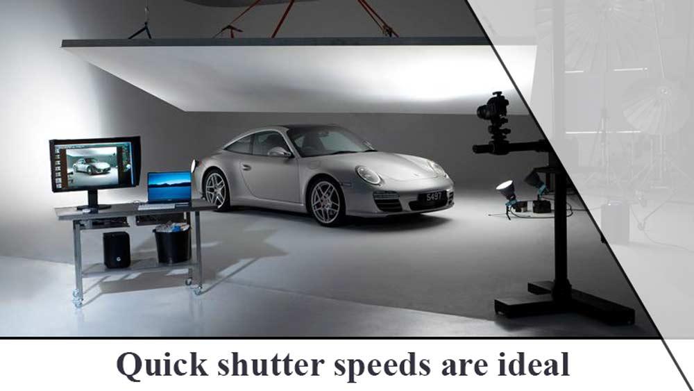 Quick-shutter-speeds-are-ideal