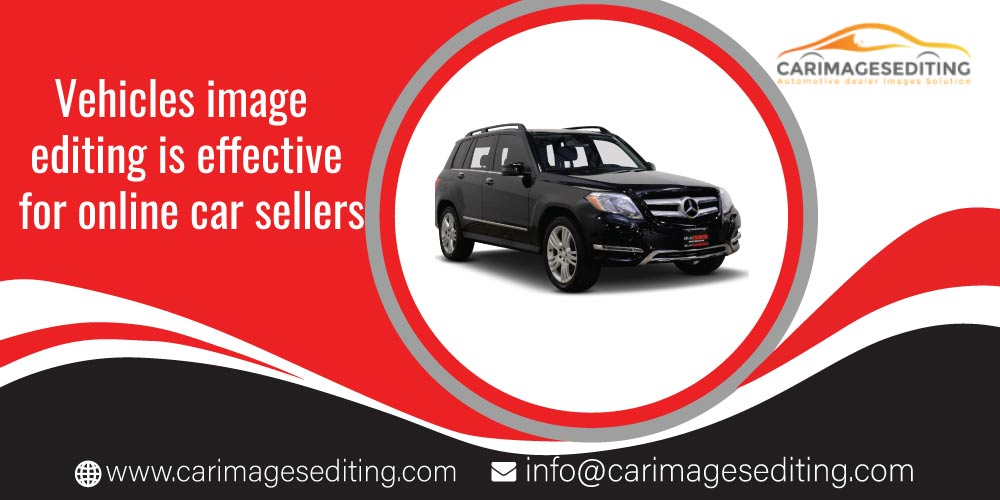 Vehicles image editing is effective for online car sellers Feature-image