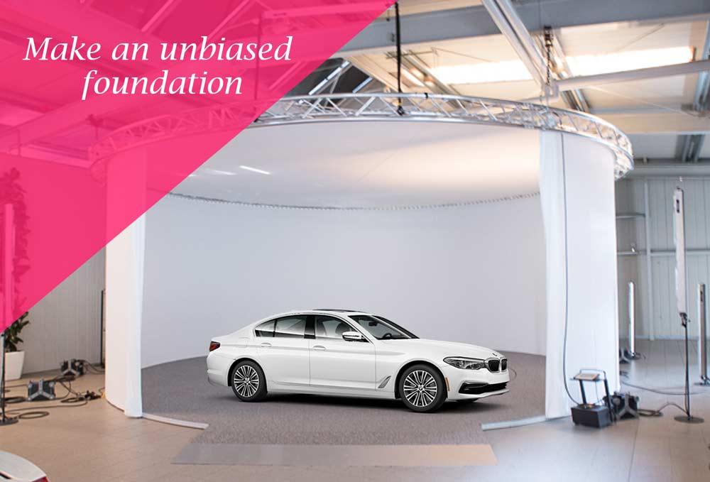Make-an-unbiased-foundation