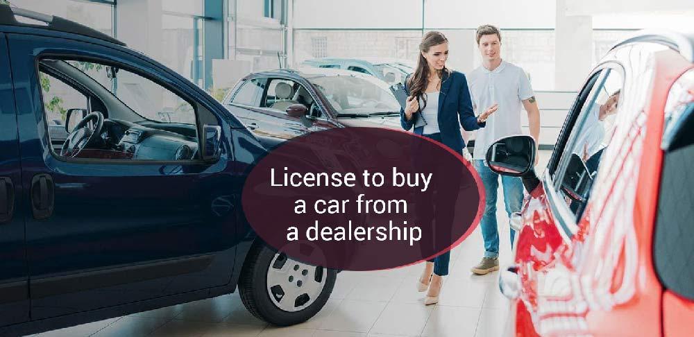 license system process
