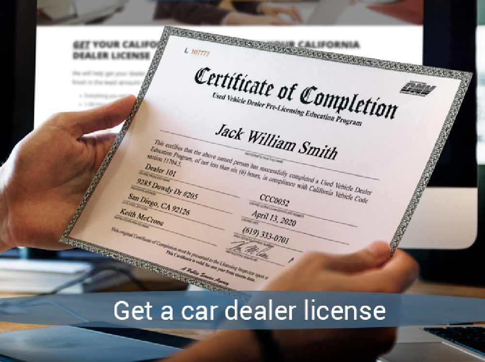a-car-dealer-license