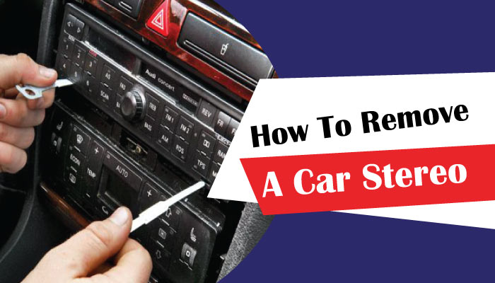 How to remove a car stereo-Feature-image